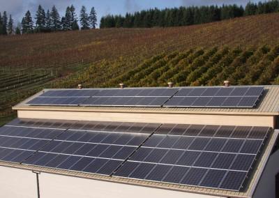 Pfeiffer Vineyards – 1st Oregon Winery to go Solar