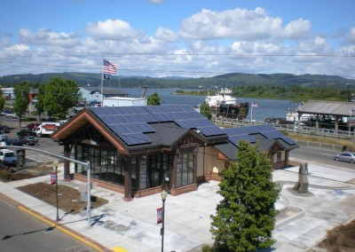 Coos Bay Visitors Center