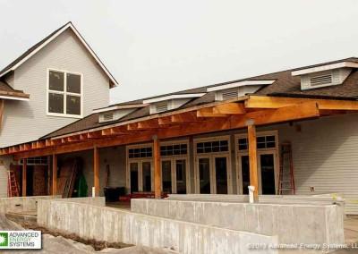 Monroe Library, Southern Benton Community Enhancement Association