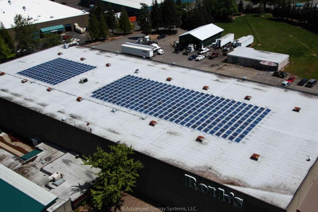 Advanced Energy Systems Solar Panels Solar Energy